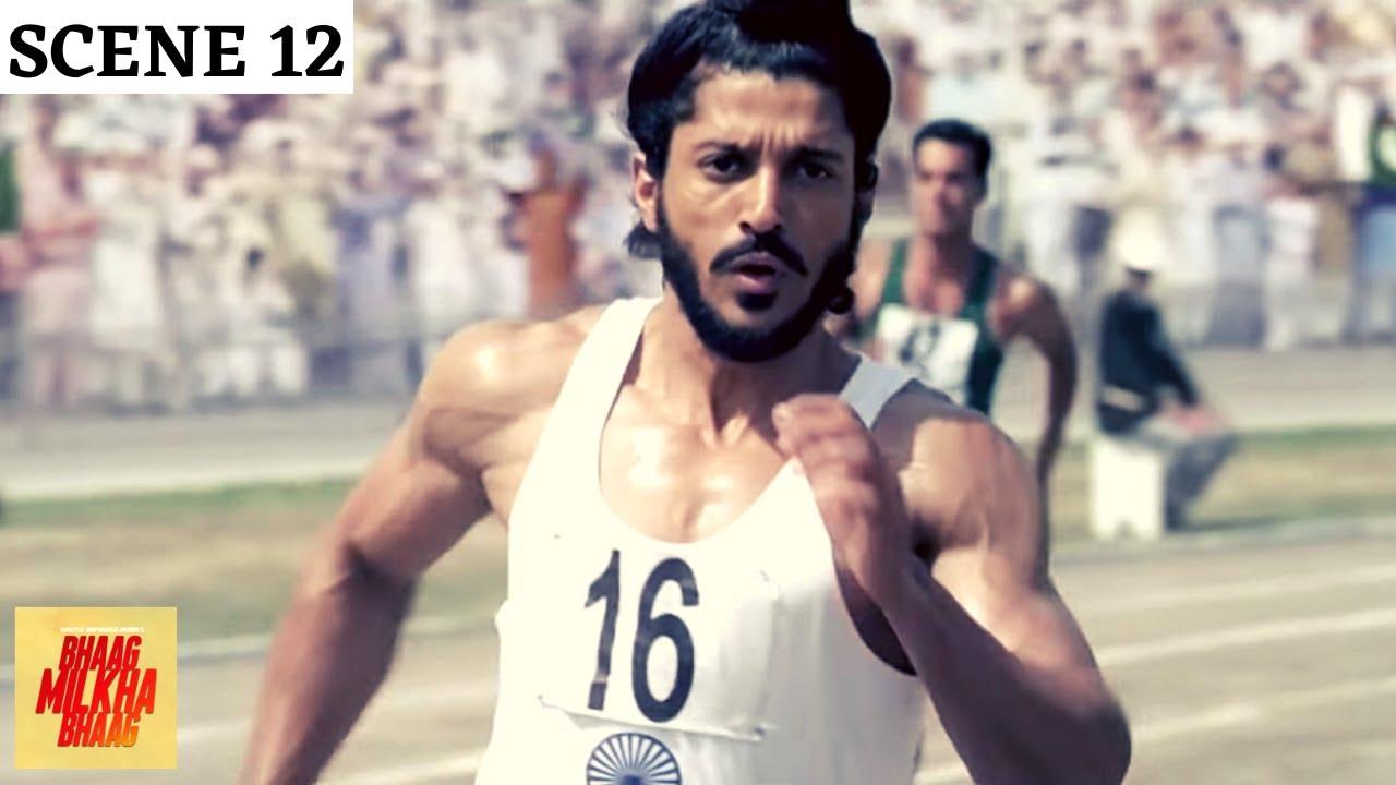 Download Bhaag Milkha Bhaag | CLIMAX | The Last Race | भाग मिल्खा भाग | Farhan Akhtar | Best Scenes