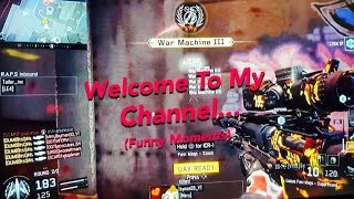 Welcome To My Channel (FUNNY MOMENTS)