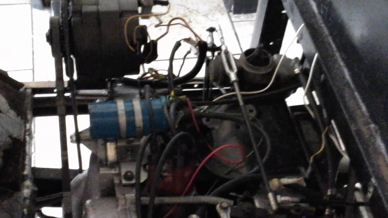 Fine 1984 Cushman Truckster Wiring Diagram Elaboration - Wiring ...