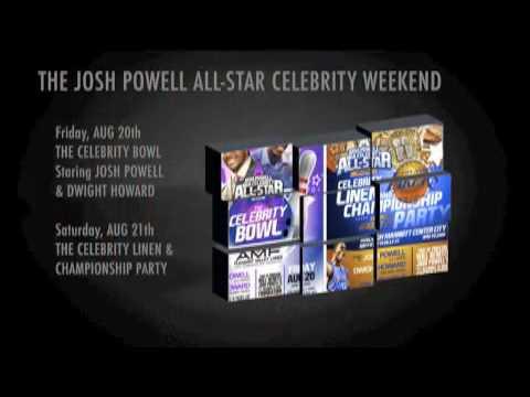Josh Powell Basketball Camp Promo #2