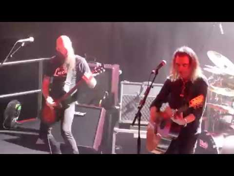 New Model Army : Angry Planet live in Edinburgh 2015