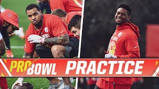 Pro Bowlers Pouncey & JuJu on Antonio Brown Situation | Pittsburgh Steelers