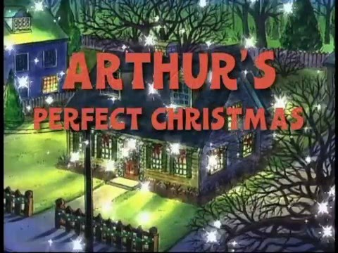 Arthur Arthur S Perfect Christmas Youtube