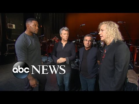 Jon Bon Jovi Interview on First Album Without Guitarist Richie Sambora