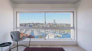 NEVER TOO SMALL ep.11 27m2 Tiny Apartment Design - Elizabeth Bay