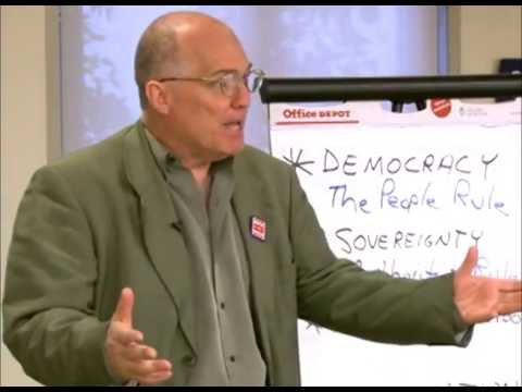 Move to Amend - Creating Democracy and Challenging Corporate Rule, with David Cobb.