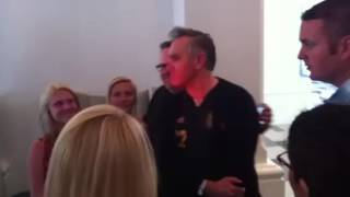 Morrissey With Fans May 26, 2012 Version 1