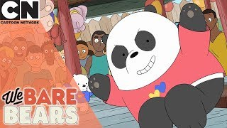 We Bare Bears | Rapping Bears with Attitude | Cartoon Network