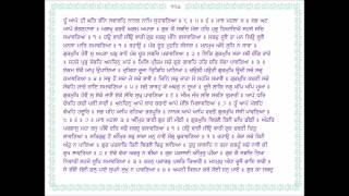 Shri Guru Granth Sahib Ji Ang 110-119 Audio Video