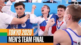 Men's Team Final   Tokyo Replays