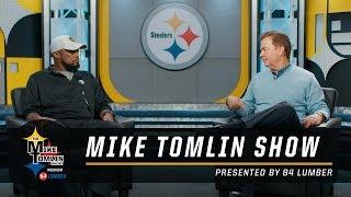 Steelers Coach Tomlin talks T.J. Watt, Home Opener | The Mike Tomlin Show