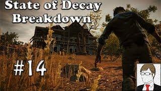Прохождение State of Decay Breakdown. Часть 14 (Аванопосты)