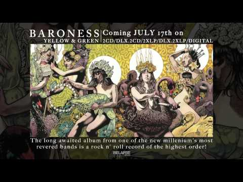 "BARONESS - ""Take My Bones Away"""