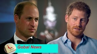 Prince William is upset when Prince Harry says that we are brothers but we are so different!