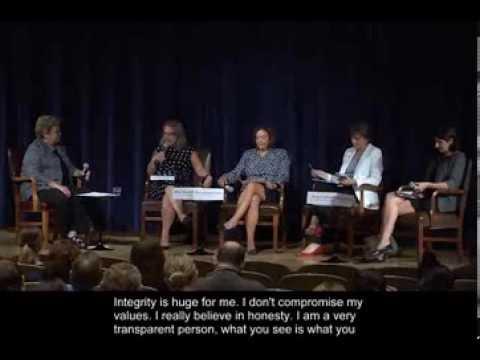Volpe Federal Women's Program Panel (3/5)