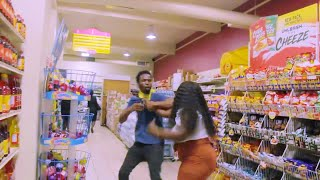 this happen in a jamaican supermarket