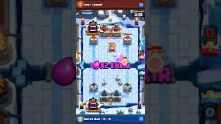 Clash Royale - Hog Rider emoji screaming contest