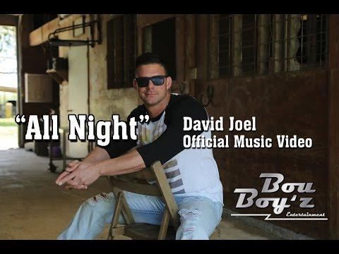 """David Joel - """"All Night"""" (Official)"""