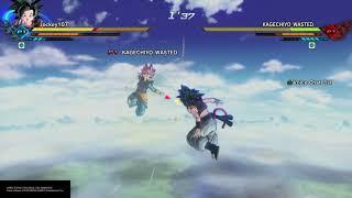 DBZXV2 Most Annoying Fight Ever? [Ada (Jockey107) vs KAGECHIO-GIRL (KAGECHIYO_WASTED)]