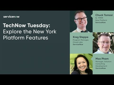 TechNow Ep 67 | New York Platform Features