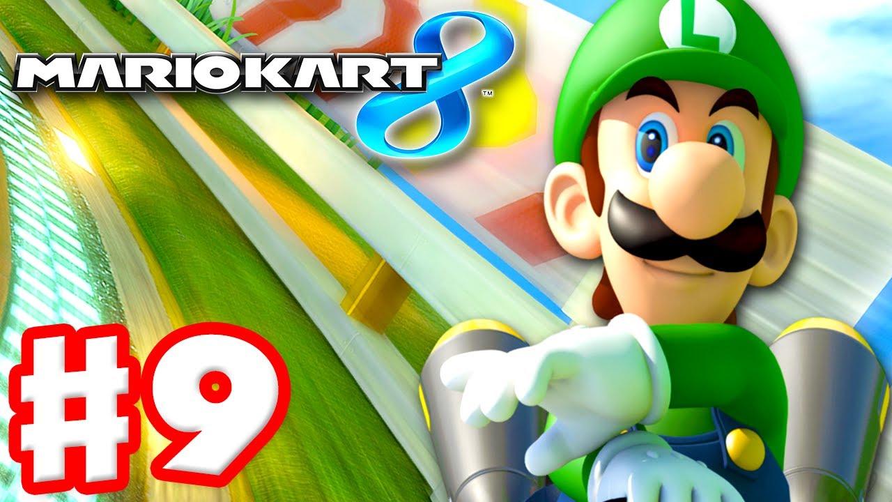 Zackscottgames Mario Kart 8 Related Keywords & Suggestions