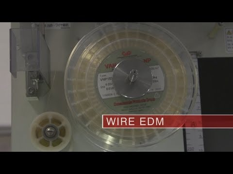 Experienced Wire EDM Fabrication | Reich Tool & Die, Inc