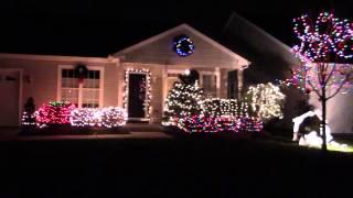 My Outside Christmas Lights   2014 Thumbnail