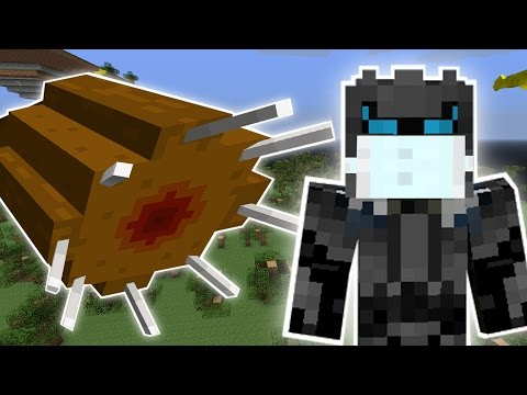 Minecraft: THE WORM DENTIST CHALLEGE! - Custom Mod Challenge [S8E49]