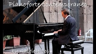 Pianoforte contemporaneo - contemporary piano music instrumental
