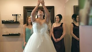 Transgender Women Shop for Wedding Dresses
