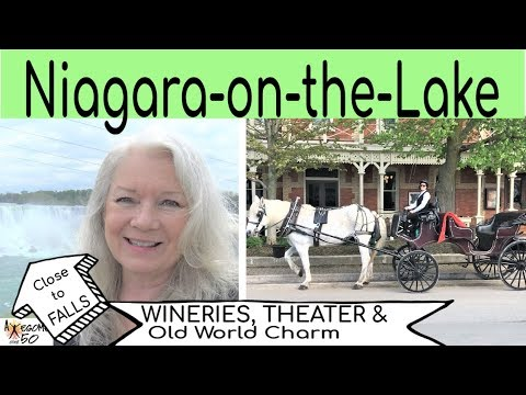 Niagara On The Lake, Near Falls, Theater, Wineries Trip, Men & Women, Awesome Over 50 Inspiration