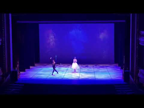 Giselle full pas de deux from Cairo Opera ballet company March 2021