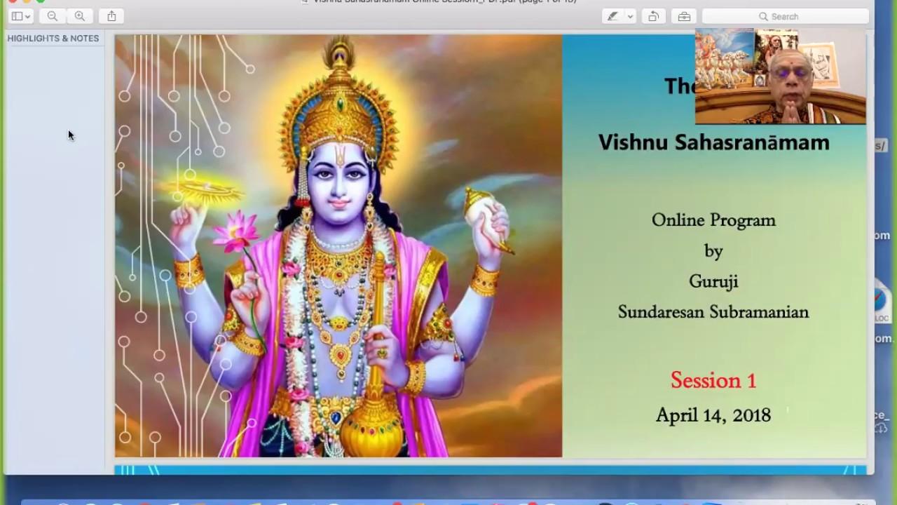 Vishnu Sahasranama Astrological Remedy