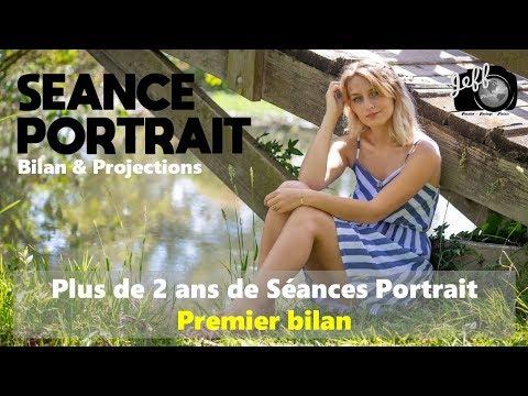 SPECIALISATION PHOTOS DE PORTRAIT, 2 ANS DEJA !!  Bilan Et Projections - Episode N°369
