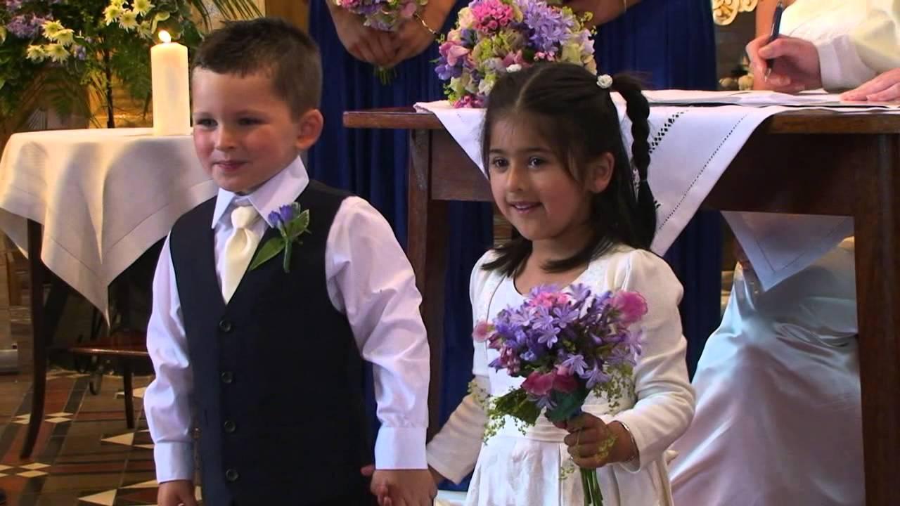 Wedding Flower Boy
