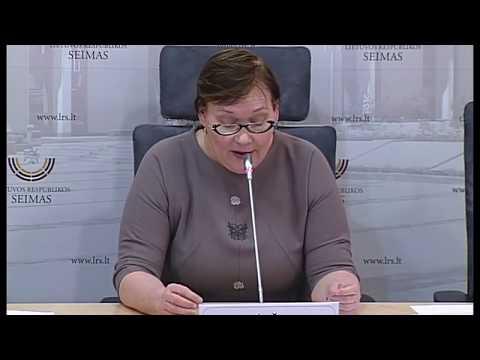 """2018-12-20 Seimo narės A. Maldeikienės sp. konf. """"Ką apgaudinėja D. Grybauskaitė ir G. Surplys?"""""""