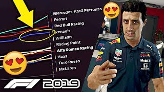8 THINGS YOU SHOULD DO IN F1 2019 CAREER MODE
