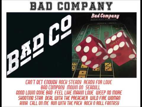 BAD COMPANY...BEST OF