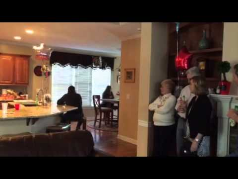Kathy Brown's surprise 75th Birthday Party!