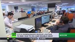 Fitch downgrades Russia