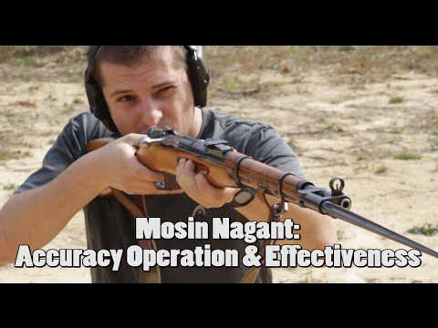 Mosin Nagant : Accuracy & Effectiveness (Part two)