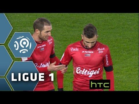 EA Guingamp - FC Nantes (2-2)  - Résumé - (EAG - FCN) / 2015-16