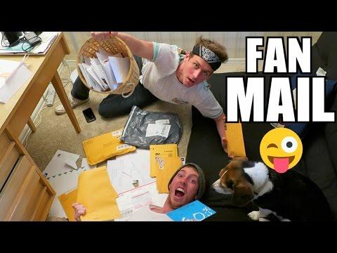 Fan Mail has Returned!