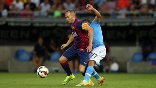 HIGHLIGHTS - SSC Napoli - FC Barcelona, 1-0 (Friendly match, 2014/15)