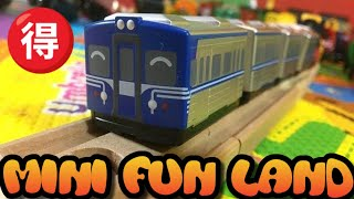 台湾プルバックトレイン  台湾鉄路管理局EMU600型電車 (000130 jp)