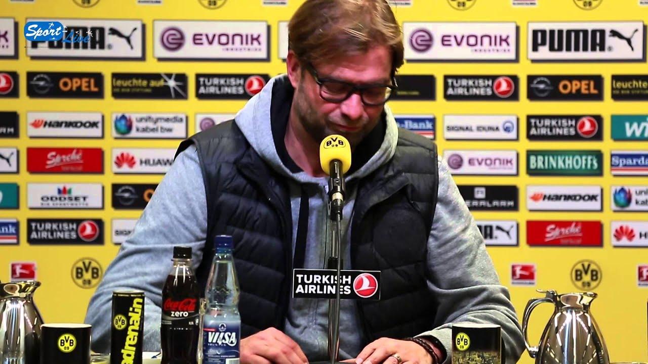 BVB Pressekonferenz vom 13. Februar 2014 vor dem Spiel Borussia Dortmund gegen Eintracht Frankfurt