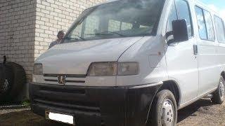 Peugeot Boxer ремонт кузова и покраска(, 2013-10-18T15:18:08.000Z)