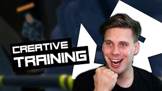 Creative aiming training | BASSI FORTNITE TIPS