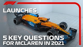 Will McLaren-Mercedes Challenge For Wins? 5 Key Questions From The MCL35M Launch