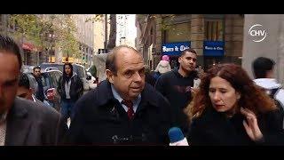 Extranjeros denuncian a abogado dinero que los engañó en trámites - CHV NOTICIAS